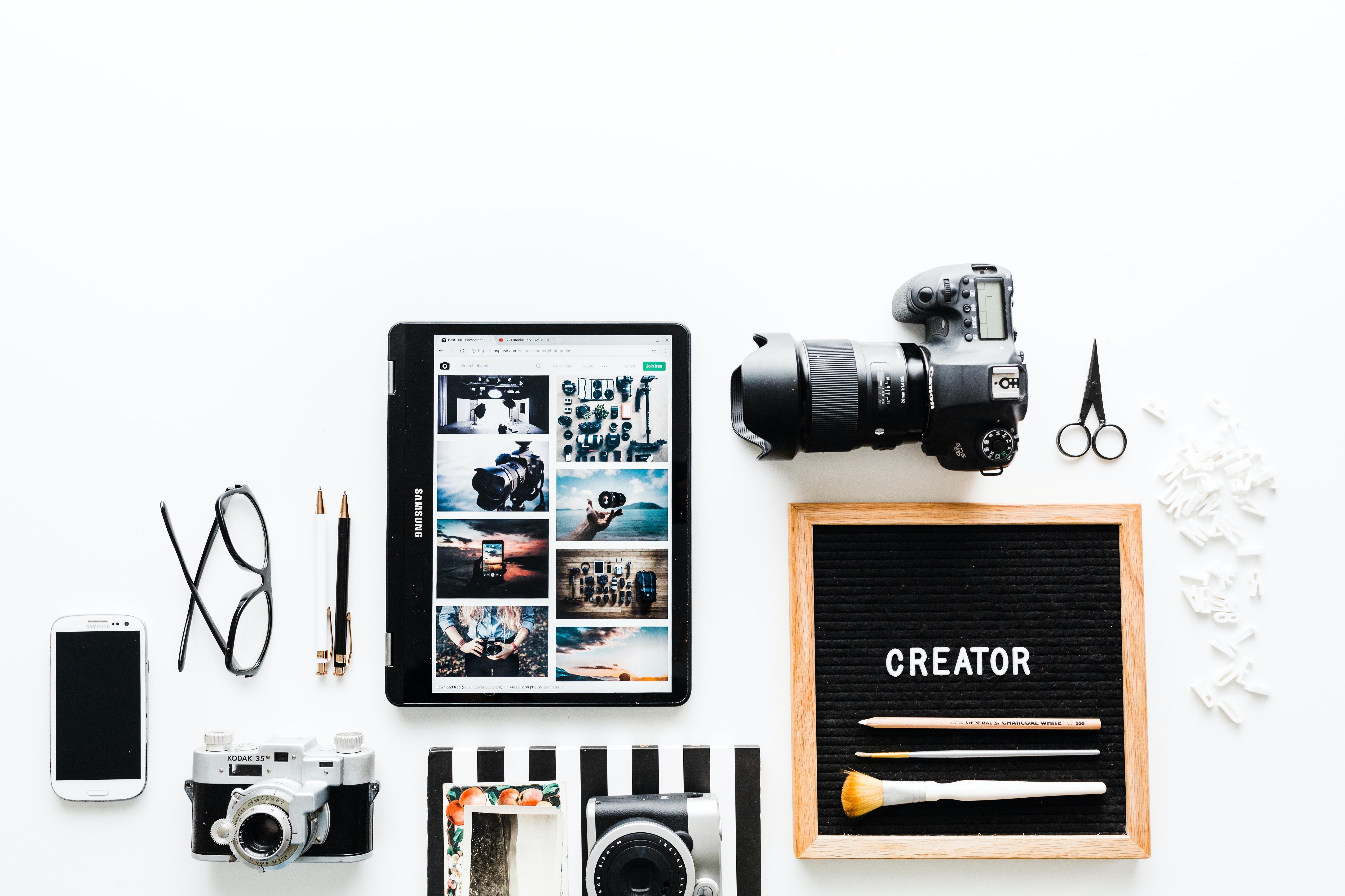 Video marketing materials